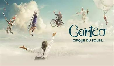 Corteo, is a joyous procession imagined by a clown. The show brings together the passion of the actor.
