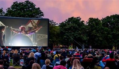 The Luna Cinema is returning to Old Royal Naval College with a line-up of classic and feel-good films to make your summer.