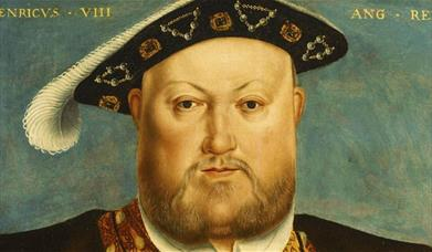 Artwork of Henry VIII, 1491-1547 (BHC2763, © National Maritime Museum)
