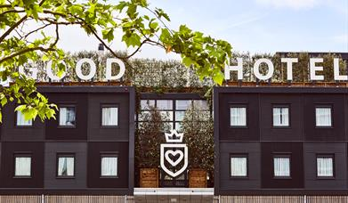 Good Hotel London Exterior