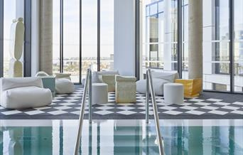 20th Floor Swimming Pool, The Collective